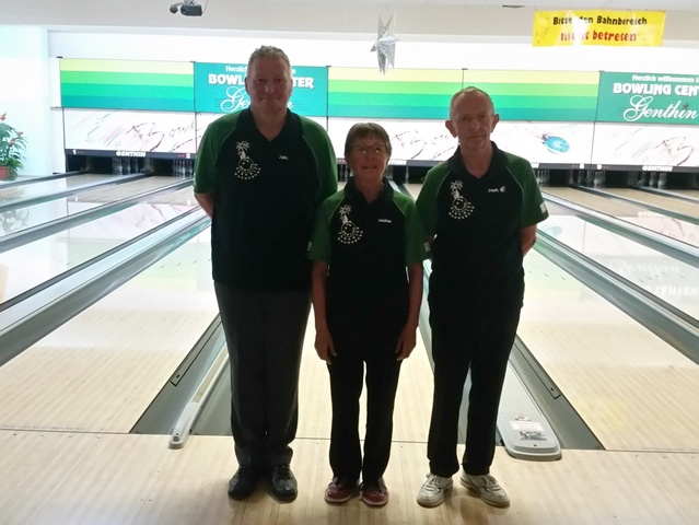 BC Bowling Stones Magdeburg - Senioren III