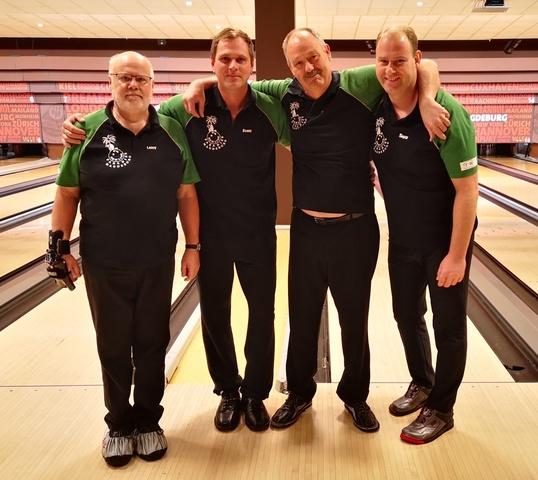 BC Bowling Stones Magdeburg - Herren I