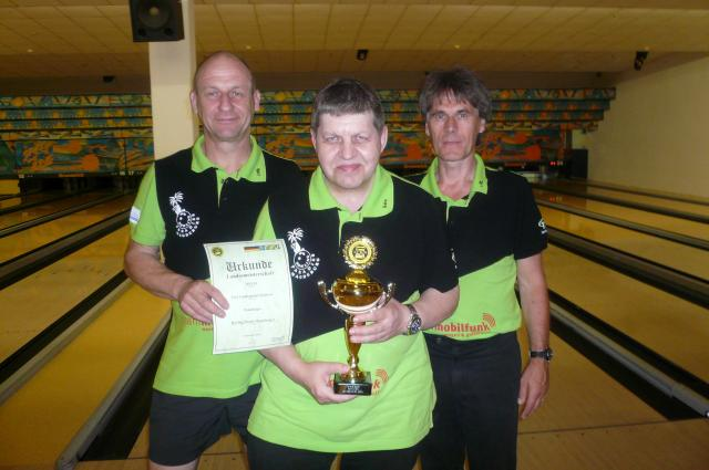 Pokalsieger         BC Bowling Stones Magdeburg